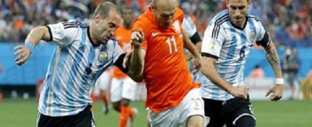 الأرجنتين تتأهل للنهائي بفوزها على هولندا بركلات الترجيح 4 – 2