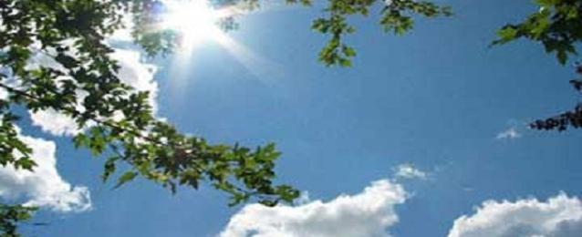"""""""الأرصاد"""" : انخفاض ملحوظ فى درجات الحرارة غدا على شمال البلاد"""