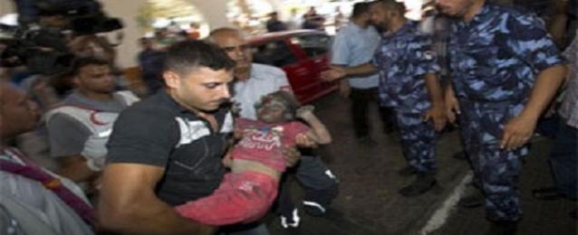 """الأمم المتحدة: نزوح 900 فلسطيني جراء عملية """"الجرف الصامت"""""""