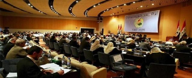 البرلمان العراقي المنتخب يعقد أولى جلساته