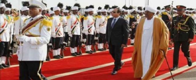 البشير يتلقى دعوة رسمية من السيسي لزيارة مصر