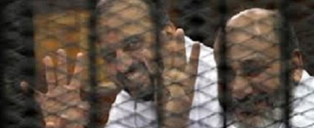 الجنايات تواصل محاكمة البلتاجي وحجازي بتهمة تعذيب ضابط برابعة