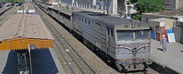 """السكك الحديدية: تشغيل قطارات """"قبلى وبحرى"""" بكامل طاقتها منتصف أغسطس"""
