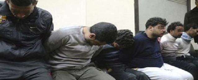 القبض على خلية ارهابية قبل قيامها بتفجيرات فى دمياط