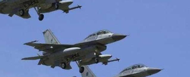 القوات المسلحة: تدريبات جوية بعد قليل تكسر حاجز الصوت وتسبب دوى انفجار