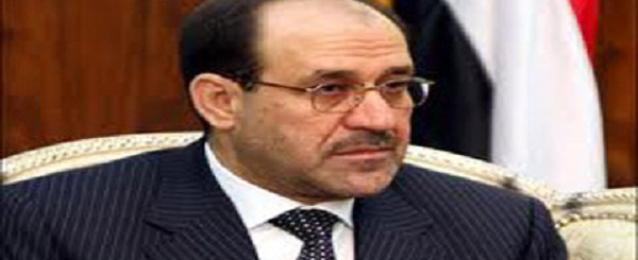 """المالكي : لن اتنازل """"ابدا"""" عن الترشح لمنصب رئيس حكومة العراق"""