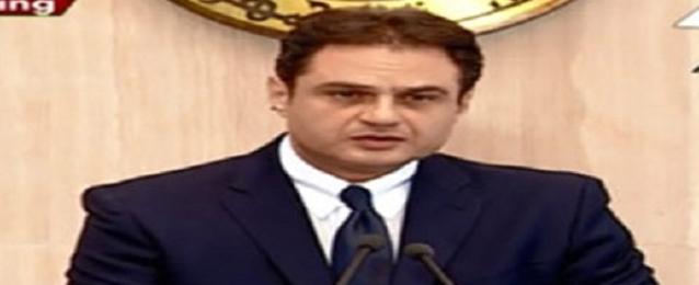"""المتحدث الرئاسي: صندوق """"تحيا مصر"""" لديه آلياته بدون تدخل الرئاسة"""