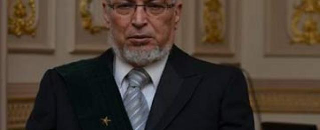 قرار جمهوري بتعيين المستشار حسام عبد الرحيم رئيسا لمحكمة النقض