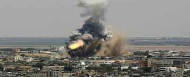 المقاومة الفلسطينية تواصل قصف المدن والمستوطنات المحيطة بغزة