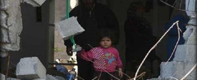 الهلال الاحمر المصري يتلقي طلبات لإدخال مساعدات إنسانية لغزة
