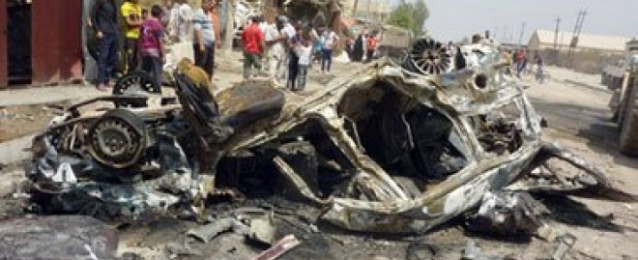 12 قتيلاً في تفجير أربع سيارات مفخخة في بغداد