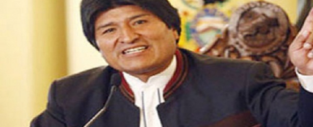 """بوليفيا تعلن إسرائيل """"دولة إرهابية"""""""