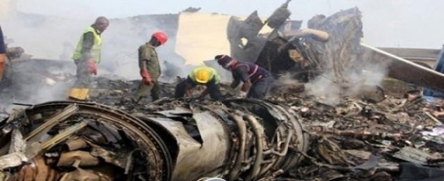 تحطم طائرة مقاتلة ومقتل قائدها جنوب روسيا