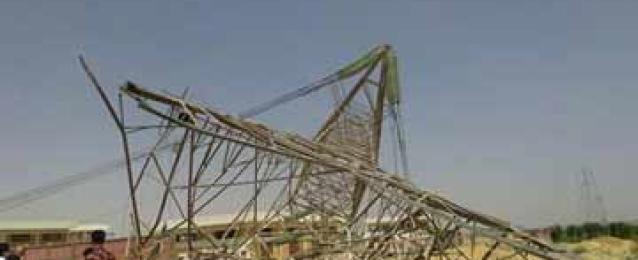 تفجير برج كهرباء بأكتوبر.. دون ضحايا