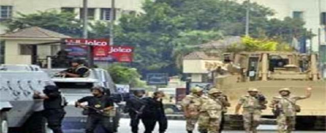 تفريق مسيرة للإخوان بالهرم.. وتعزيزات امنية بجامعة الدول العربية