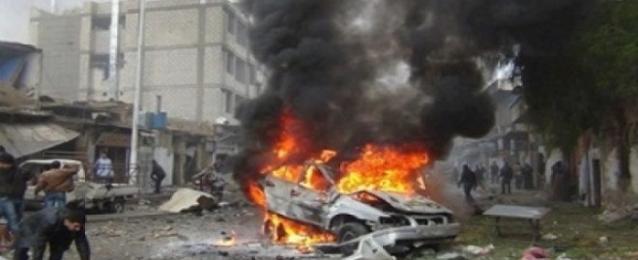 المعاينة الأولية لحادث الصف: مطب وراء انفجار السيارة