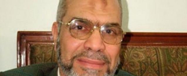 حبس نجل محمود غزلان ونجل شقيقة خيرت الشاطر 4 أيام على ذمة التحقيقات