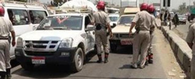 ضبط 8 من سائقي سيارات الأجرة بالمنوفية زودوا التعريفة وامتنعوا عن العمل