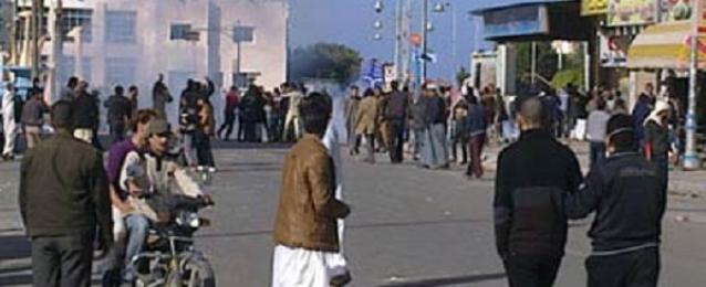رئيس الإسعاف: لم يتم نقل أي مصاب أو قتيل حتى الآن بأحداث الهرم