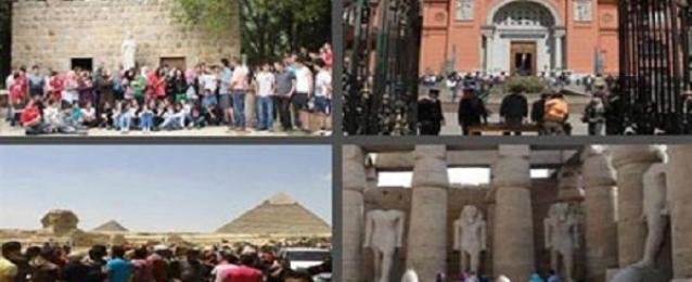 رفع حالة الاستعداد القصوي بالمتاحف والمناطق الأثرية في عيد الفطر