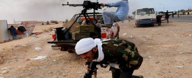 اغتيال قائد بسلاح الجو الليبي ونجله على يد مسلحين مجهولين ببنغازي