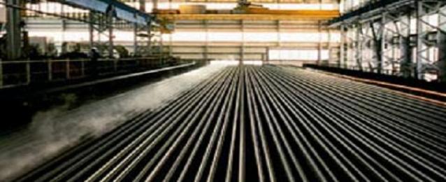 شركات حديد مصرية تقدم طلبا لفرض رسوم إغراق على واردات الصلب