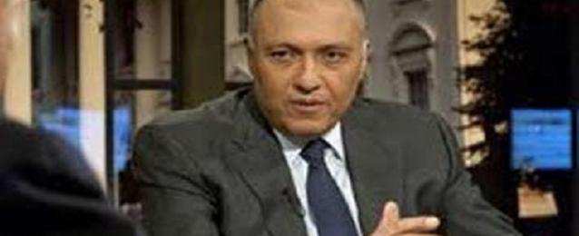 شكري يغيب عن اجتماع دول الجوار الليبي بسبب الأوضاع في غزة