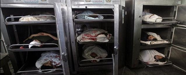 ارتفاع شهداء غزة إلى 1241 بينهم 252 طفلًا والمصابين إلى 7030