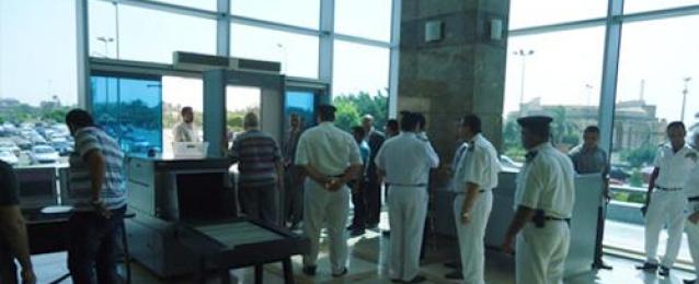 وصول 560 فلسطنياً إلى مطار القاهرة
