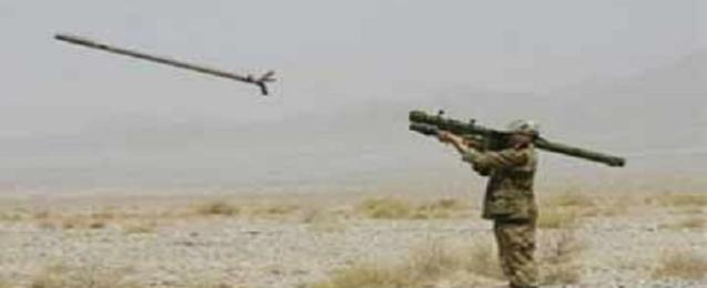ضبط صاروخين جاهزين للانطلاق نحو اسرائيل برفح