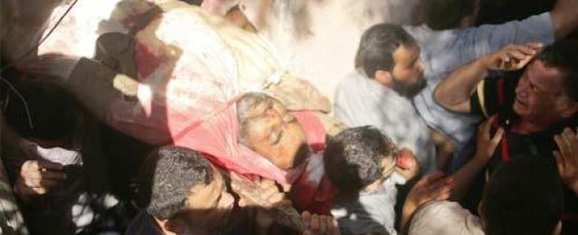 15 شهيدًا فى قصف إسرائيلى استهدف مدرسة تابعة للأمم المتحدة بغزة