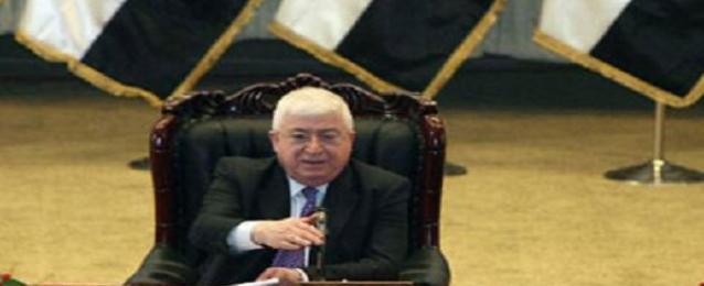 فؤاد معصوم رئيسا لجمهورية العراق باغلبية اصوات الحاضرين