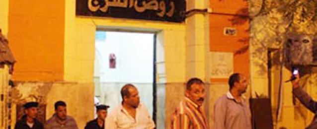 مأمور قسم روض الفرج يروى تفاصيل مصرع رقيب شرطة