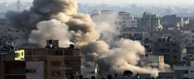 منشورات إسرائيلية لأهالي غزة بترك منازلهم قبل القصف الجوي