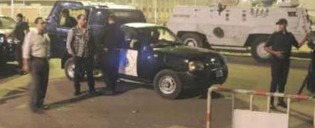 مجهولون يقتحمون كمينا بطريق القاهرة/السويس ويطلقون الرصاص على أفراده