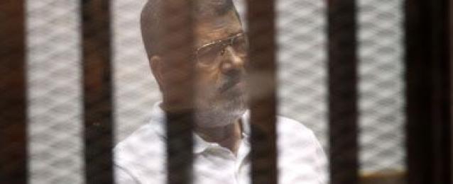 تأجيل محاكمة مرسى واخرين بأحداث الاتحادية لـ20 اغسطس