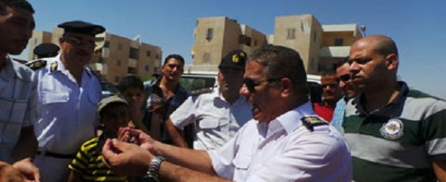 مدير أمن جنوب سيناء الجديد: نسعي لمحاصرة الإرهاب والقضاء عليه