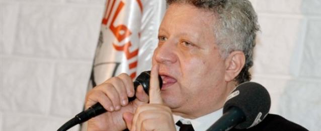مرتضى منصور يحيل إبراهيم حسن وميدو للتحقيق بسبب تغريداتهما على تويتر