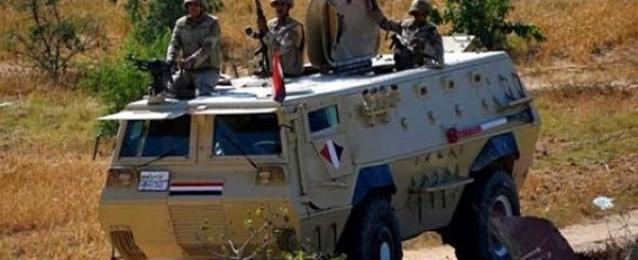 """القوات المسلحة تعلن تصفية """"المعاتقة"""" أمير الجماعات الجهادية بشمال سيناء"""