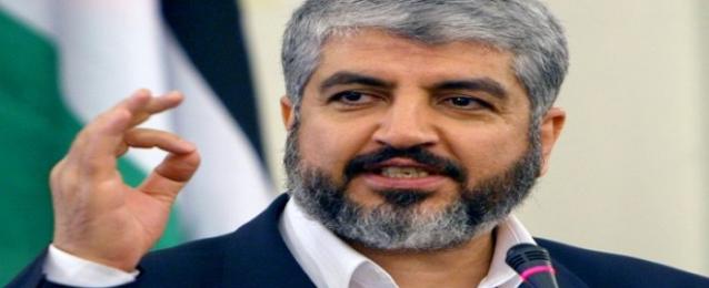 """مشعل: """"حماس"""" لا يد لها بمقتل المستوطنين الإسرائيليين"""