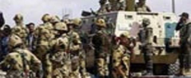 مصدر عسكري: مقتل 17 من العناصر التكفيرية المسلحة بشمال سيناء