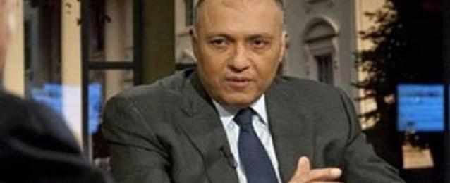 مصر تؤكد على أهمية الحفاظ علي وحدة ليبيا وسلامة أراضيها