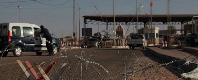 """معبر"""" رأس جدير"""" يشهد تدفقاً من الليبيين هربا من الأوضاع الأمنية"""