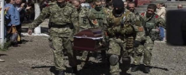 مقتل 30 جنديا أوكرانيا في هجوم للمتمردين الموالين لروسيا