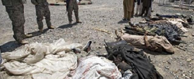 مقتل 37 شخص في أعمال عنف بأفغانستان