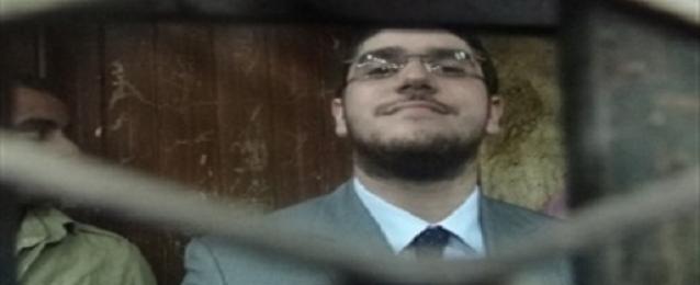 سجن نجل مرسى وصديقة عام مع الشغل وتغريمه 10 آلاف جنيه بقضية تعاطى المخدرات