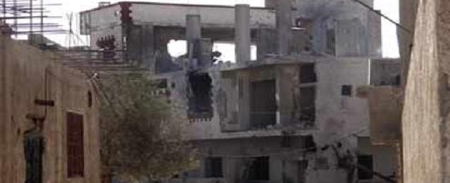 نزوح جماعي من غزة تخوفا من القصف..وهولاند يدعو لوقف اطلاق النار