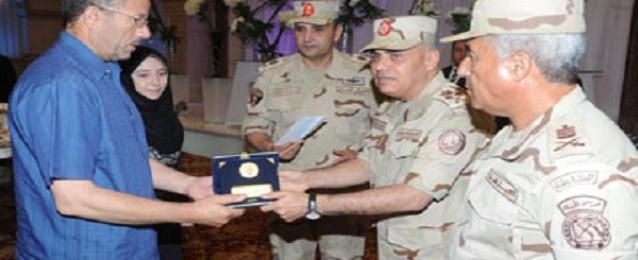 وزير الدفاع يصدق على ترقية شهداء القوات المسلحة فى سيناء إلي الرتبة الاعلي