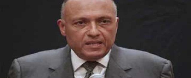 وفد الغرفة الأمريكي لوزير الخارجية: الأجواء إيجابية تجاه العلاقات مع مصر