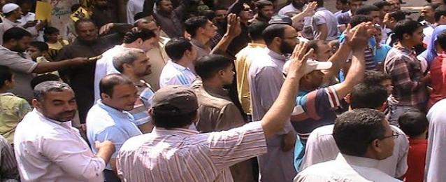 أمن القليوبية يفض مسيرة لجماعة الاخوان الإرهابية بشبرا الخيمة